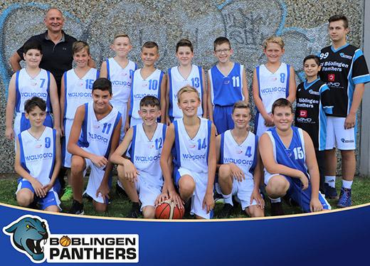 Boblingen Panthers U14 Mannlich