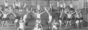 1950 – Einweihung des Vereinseheims